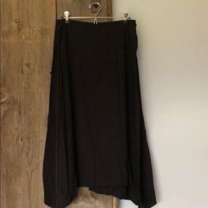 J. Jill wrap skirt
